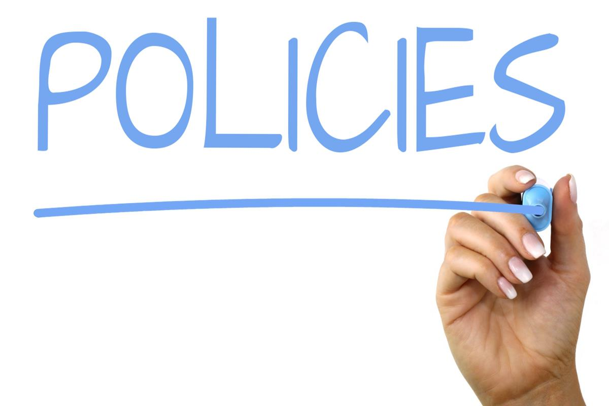 Practice policies at St Raphael's Dental Practice